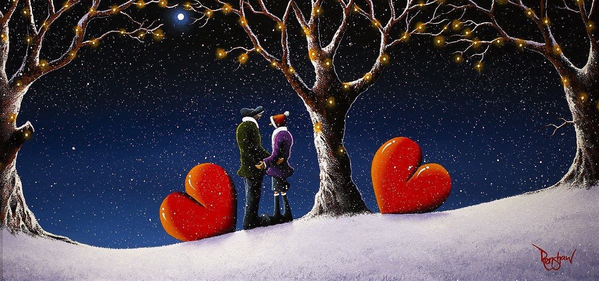 Winter Wonderland - SOLD David Renshaw