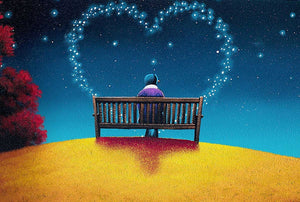 With All My Heart - SOLD David Renshaw