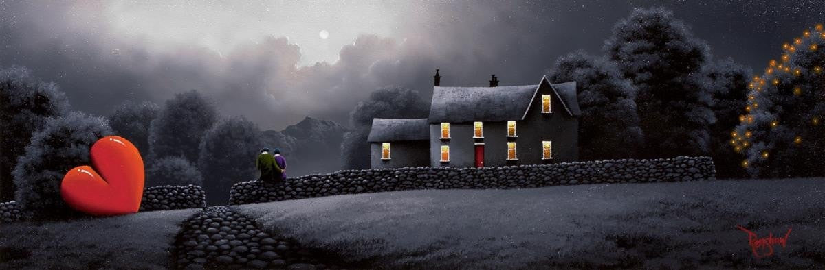 With You I'm Always Home David Renshaw
