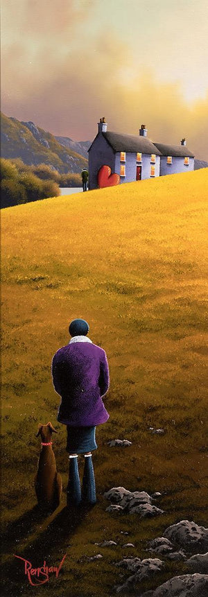 Within Reach - Original David Renshaw