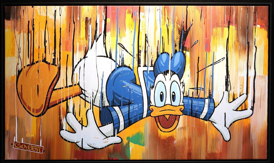 Fallin' Donald #37 - ORIGINAL Disney