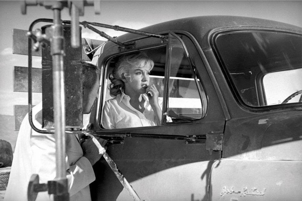 Marilyn Taking Direction - The Misfits, 1960 Eve Arnold