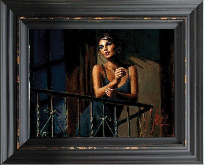 Saba at the Balcony VII - SOLD OUT Fabian Perez