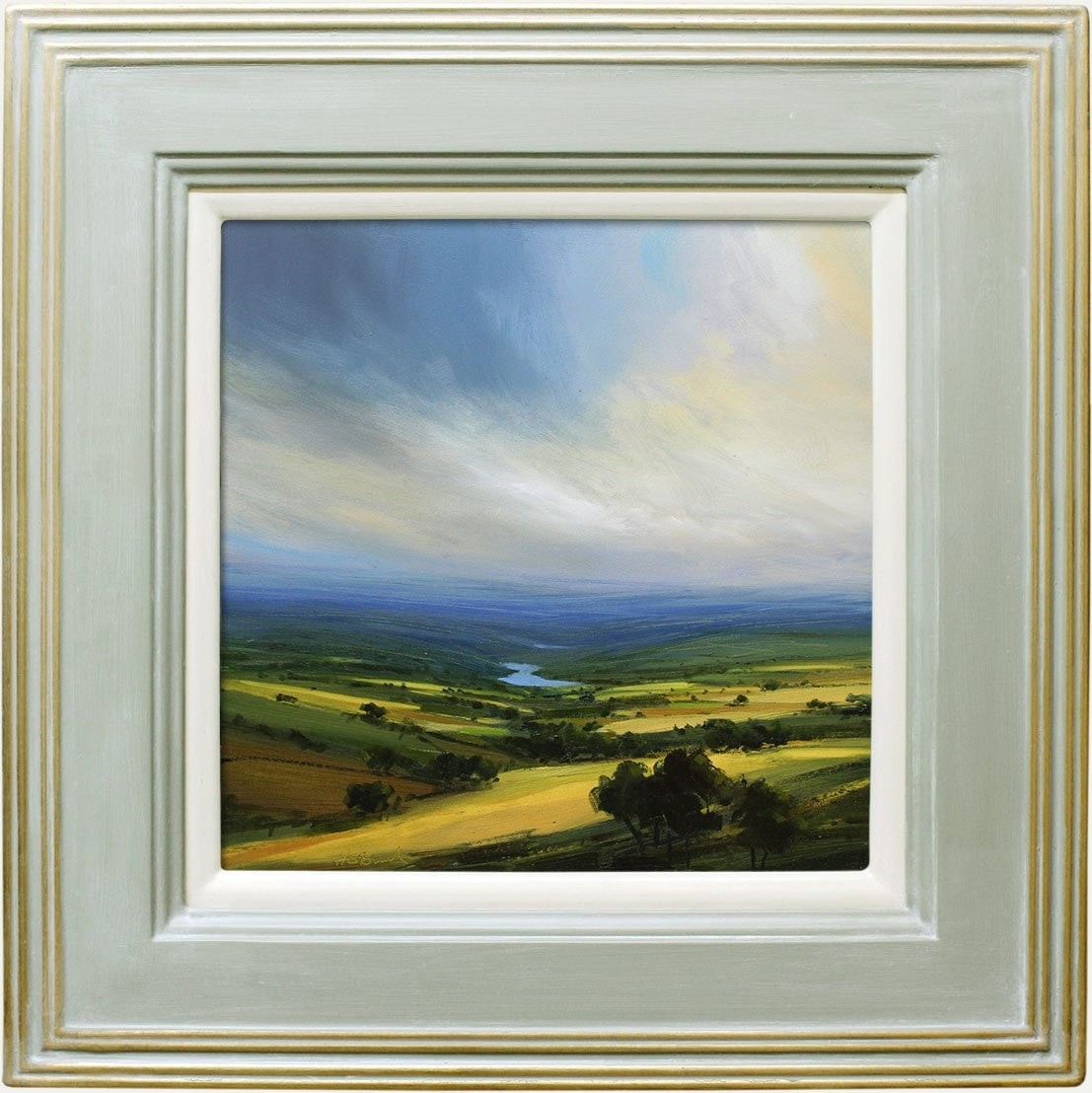 Morning Light - SOLD Harry Brioche