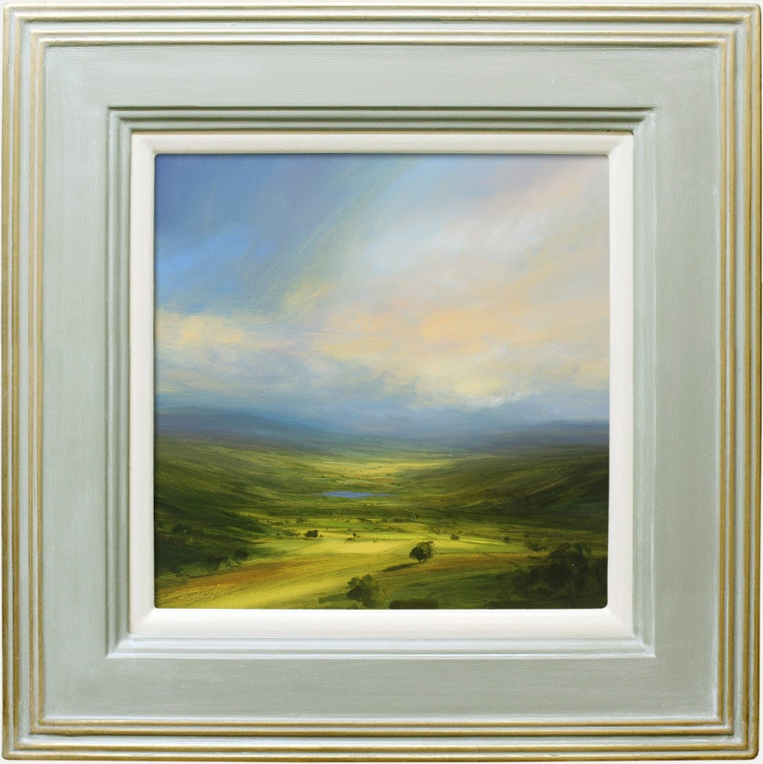 Warm Evening Sun - SOLD Harry Brioche