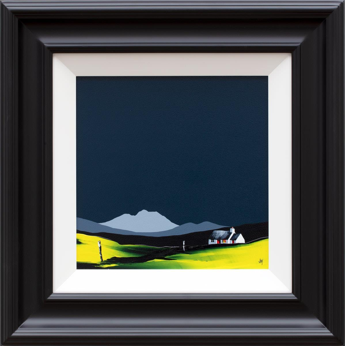 High-End Cottage Jay Nottingham Framed