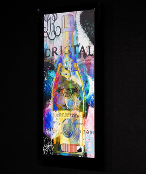 Cristal - Limited Edition Jeffrey Bisaillon Framed