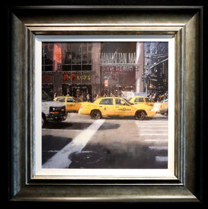Rush Hour, NYC - SOLD Joe Bowen