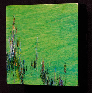 Green Square Mini - Original Kate Taylor
