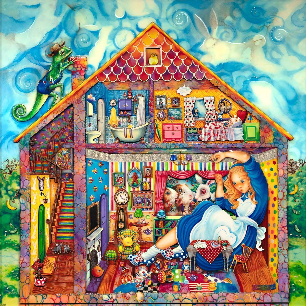 Alice in William Rabbits House - Deluxe Edition Kerry Darlington