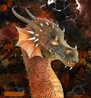 Dragon of the Underworld - Pre-Order Kerry Darlington