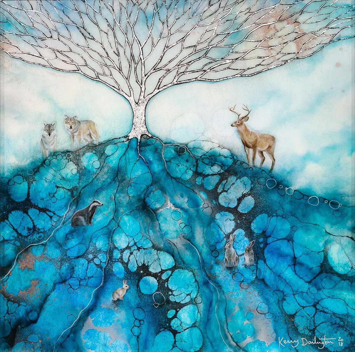 Dream Catchers - Original Kerry Darlington