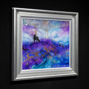 Earth's Jewles - Original Kerry Darlington Framed