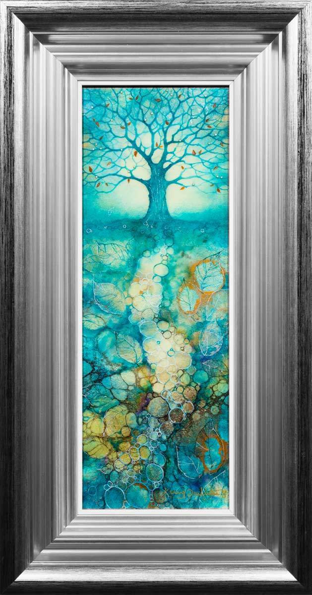 Elderberry Tree - Original Kerry Darlington Framed