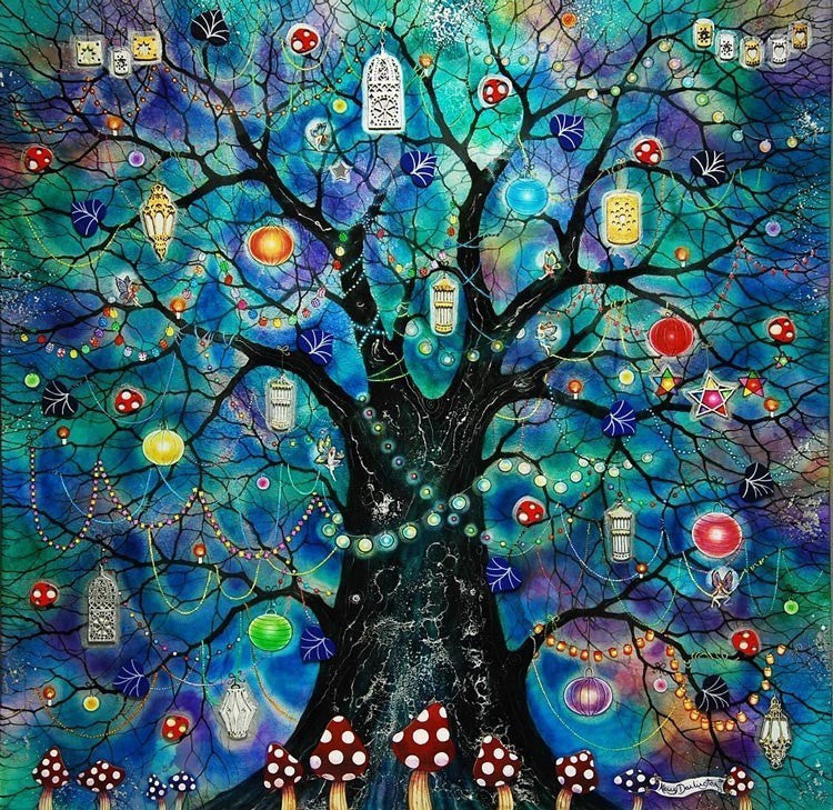 Fairy Lights - SOLD OUT Kerry Darlington