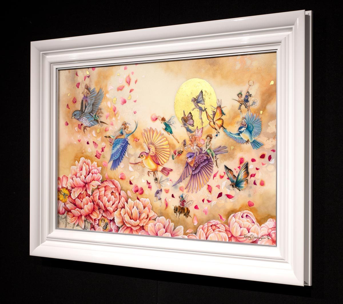 Flying Home - Original Painting Kerry Darlington Original