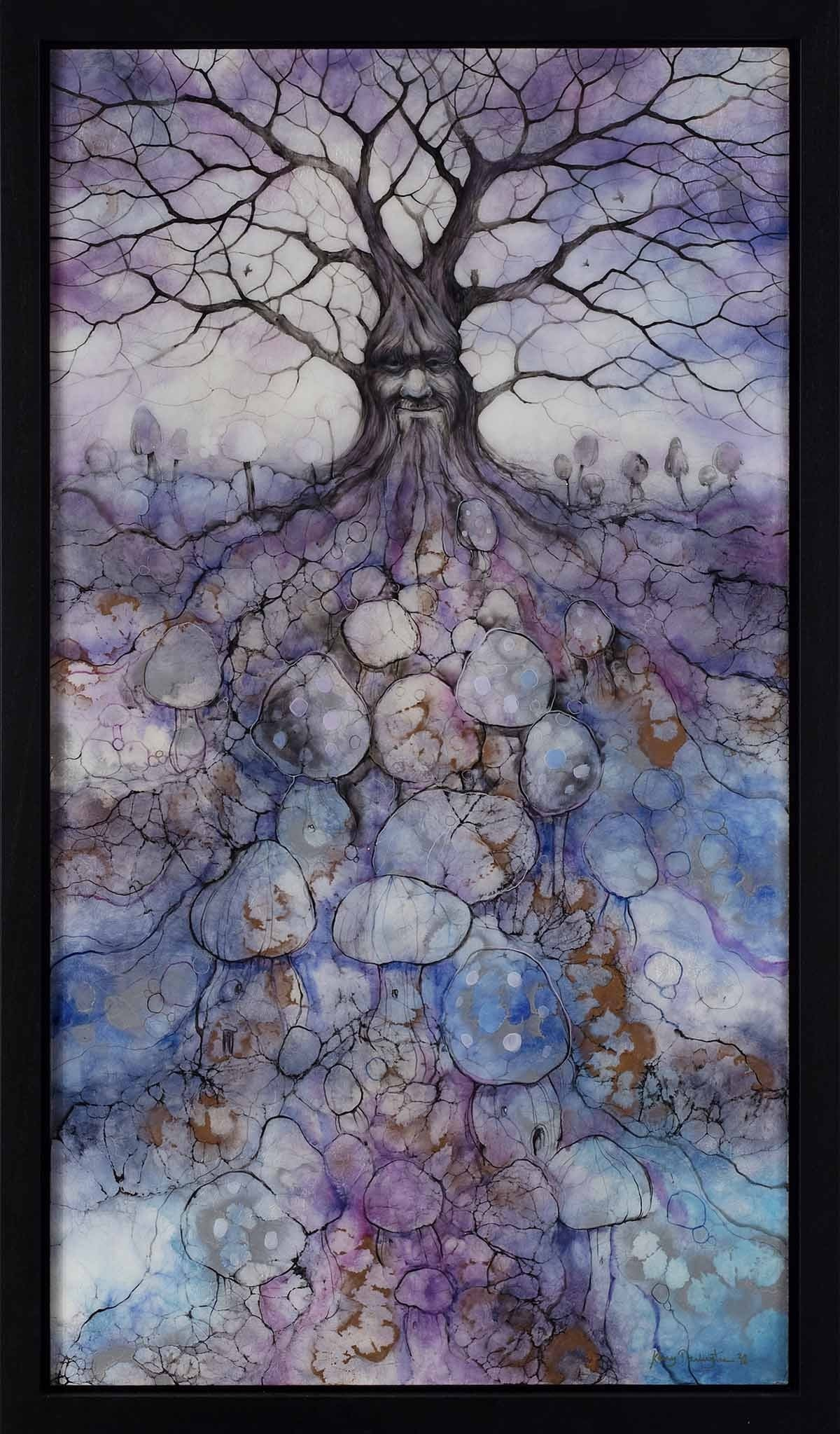 Grandfather Tree - SOLD Kerry Darlington