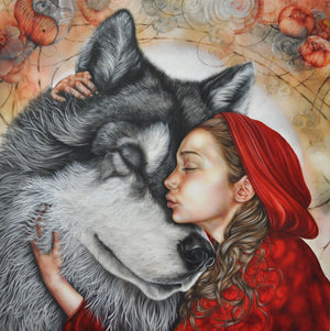 Little Red Riding Hood Kerry Darlington