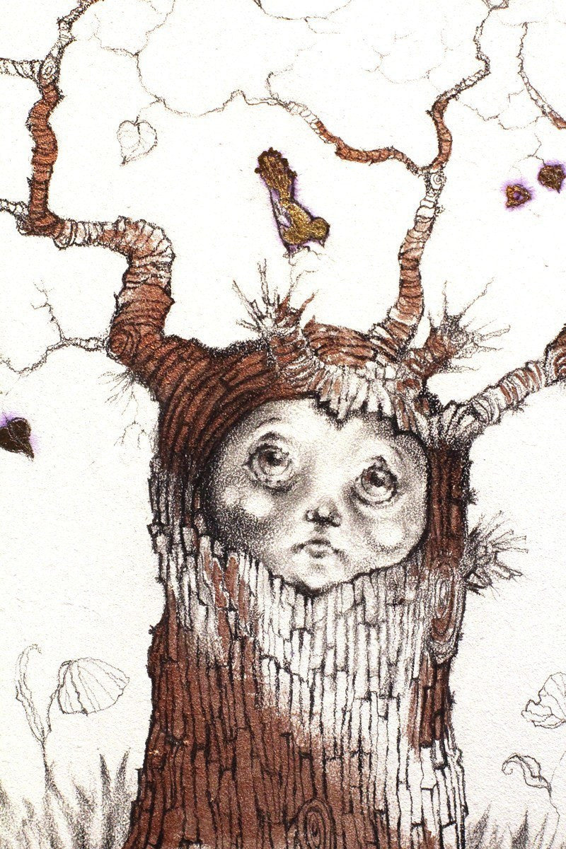 Little Tree Spirit  - Standard Edition Kerry Darlington Unique Edition