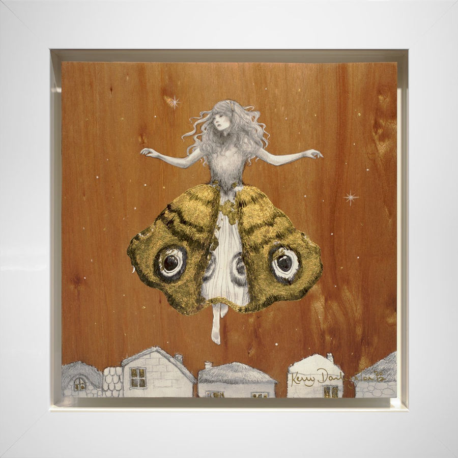 Moth Princess - Original Kerry Darlington