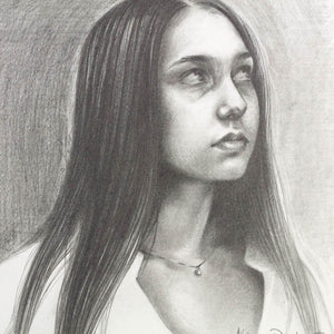 Ophelia - Sketch 2020 - Original