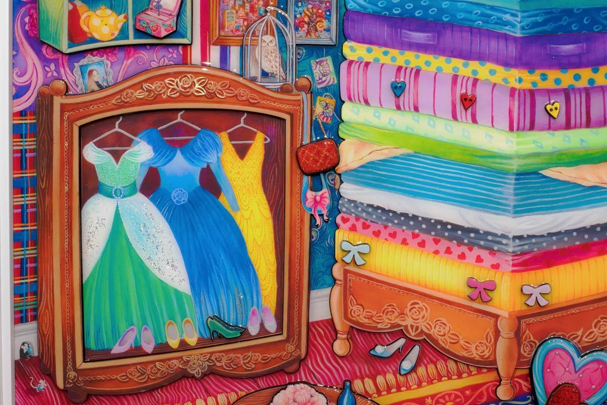 Princess and the Pea - Edition Selling Fast Kerry Darlington