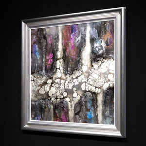 Quartzolite - Original Kerry Darlington Framed
