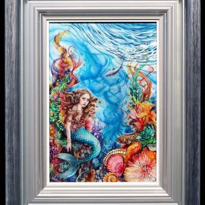 The Little Mermaid - ORIGINAL Kerry Darlington
