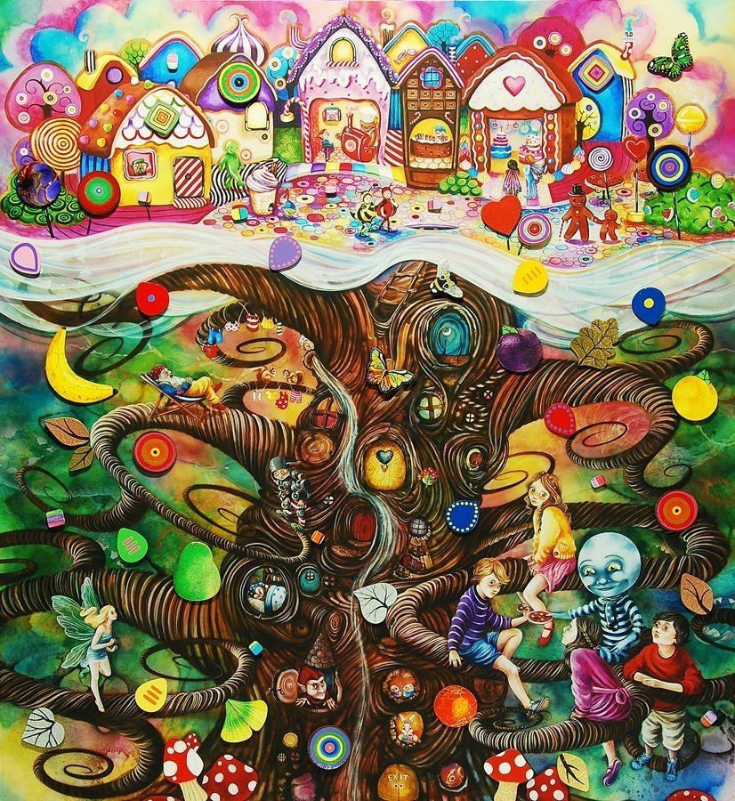 The Magic Faraway Tree - SOLD OUT Kerry Darlington