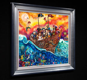 The Pirate Ship - Edition - SOLD OUT