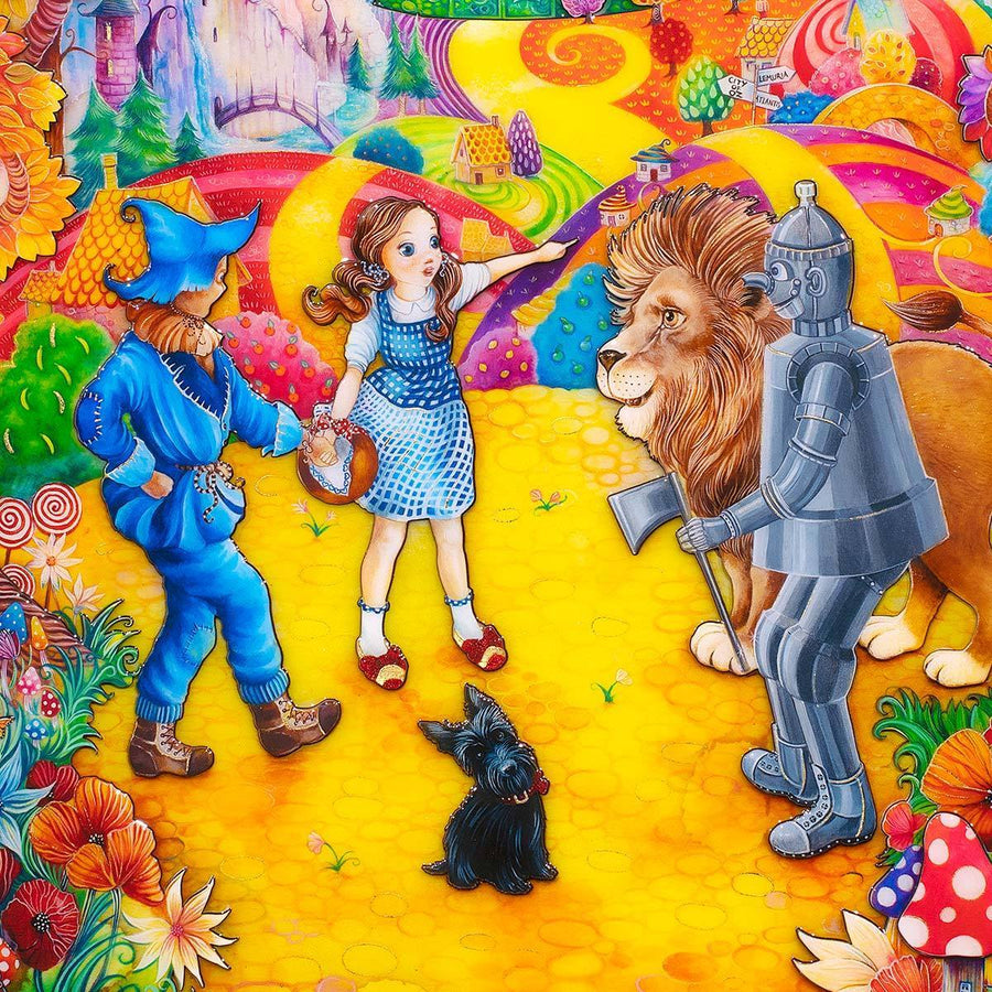 The Wonderful Wizard of Oz - In Stock Kerry Darlington