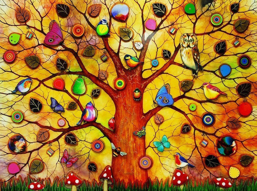 Tree of Life - Dawn - SOLD OUT Kerry Darlington