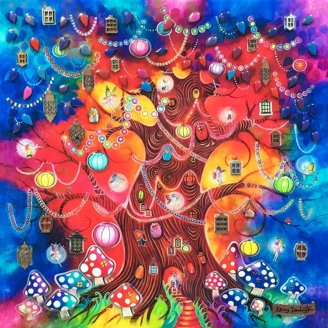 Tree of Light - Edition Kerry Darlington