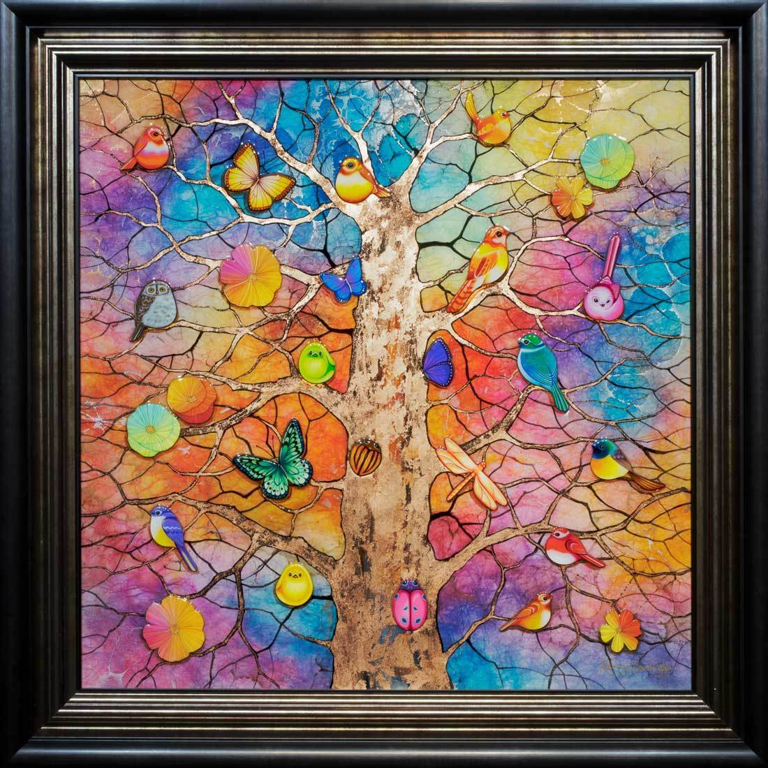 Tree Stories - Original Kerry Darlington