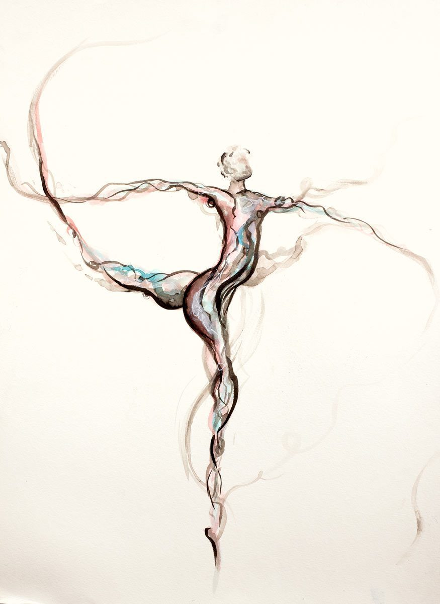 Arabesque - Original Laura Beck