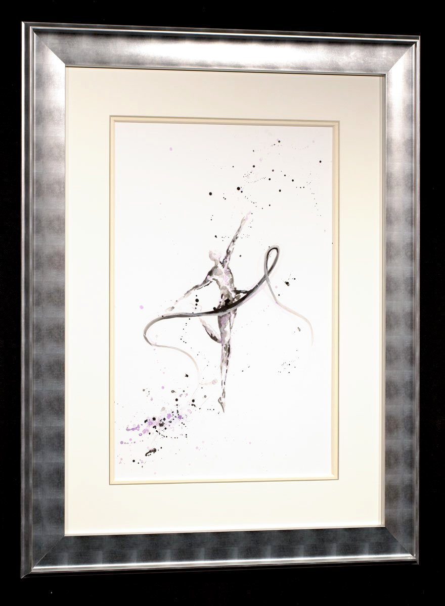 Exquisite Laura Beck Framed