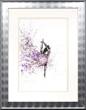 Purpose - Original Laura Beck Framed