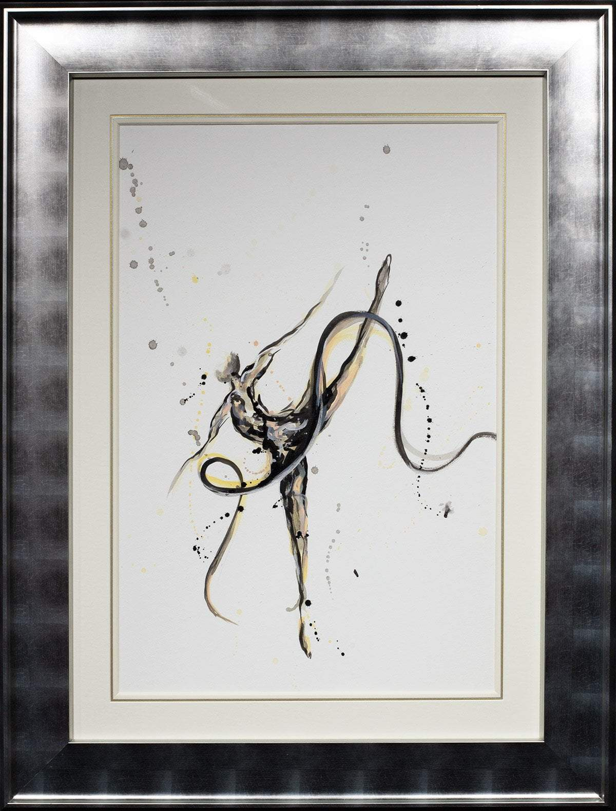 Subtle - Original Laura Beck Framed