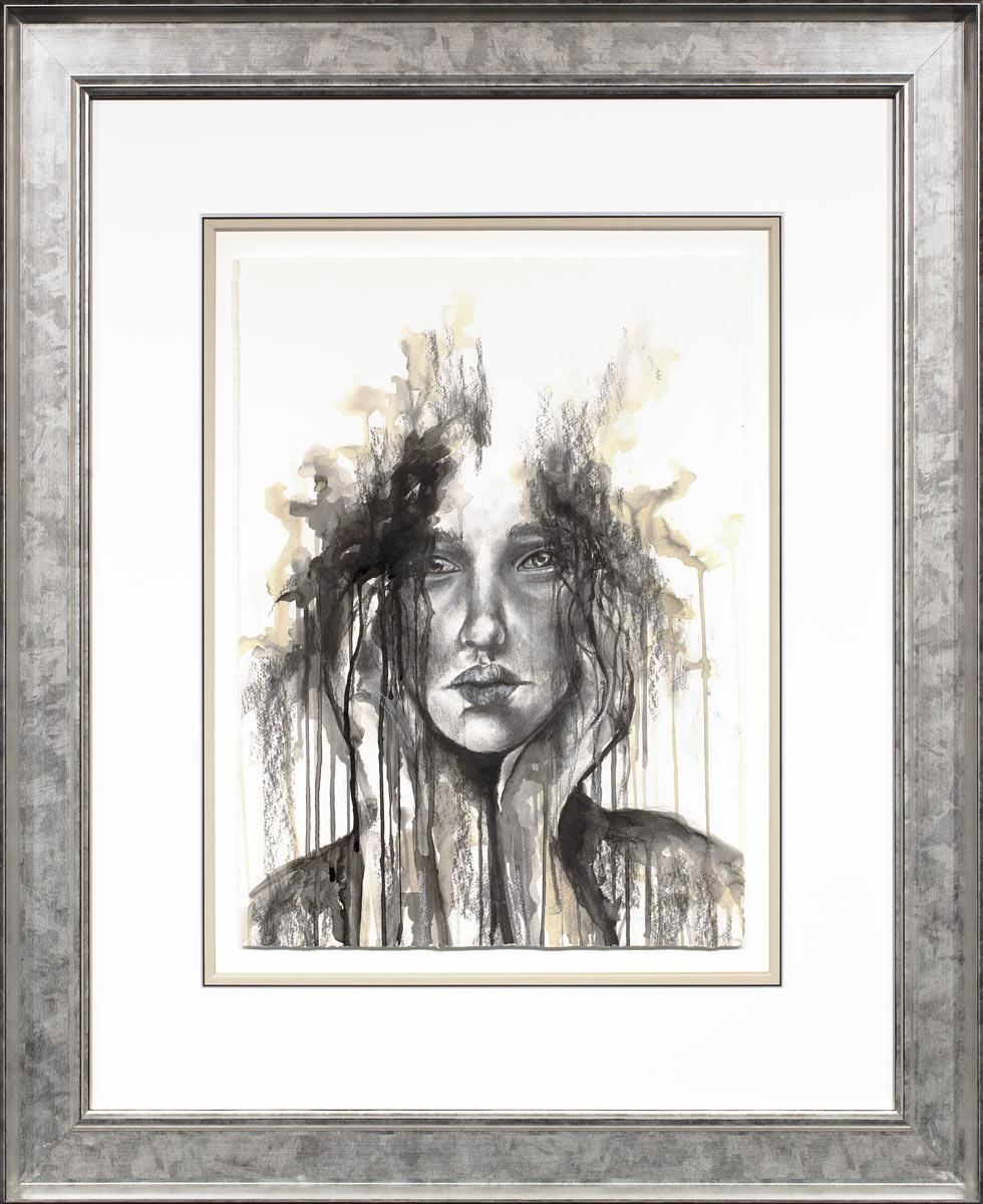 The Best of You II Laura Beck Framed