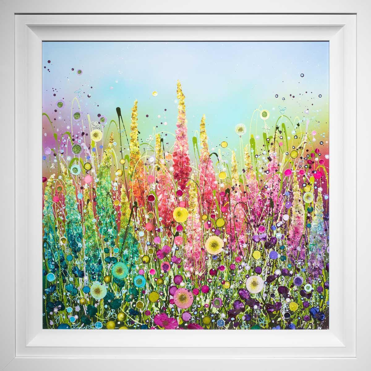 All The Exquisite Flowers - Original Leanne Christie