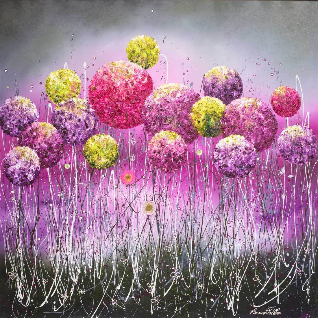 Beautiful Blooms - Original Leanne Christie