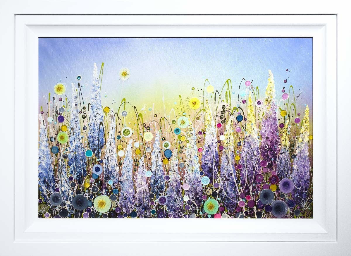 Sparkles in the Meadow - SOLD Leanne Christie