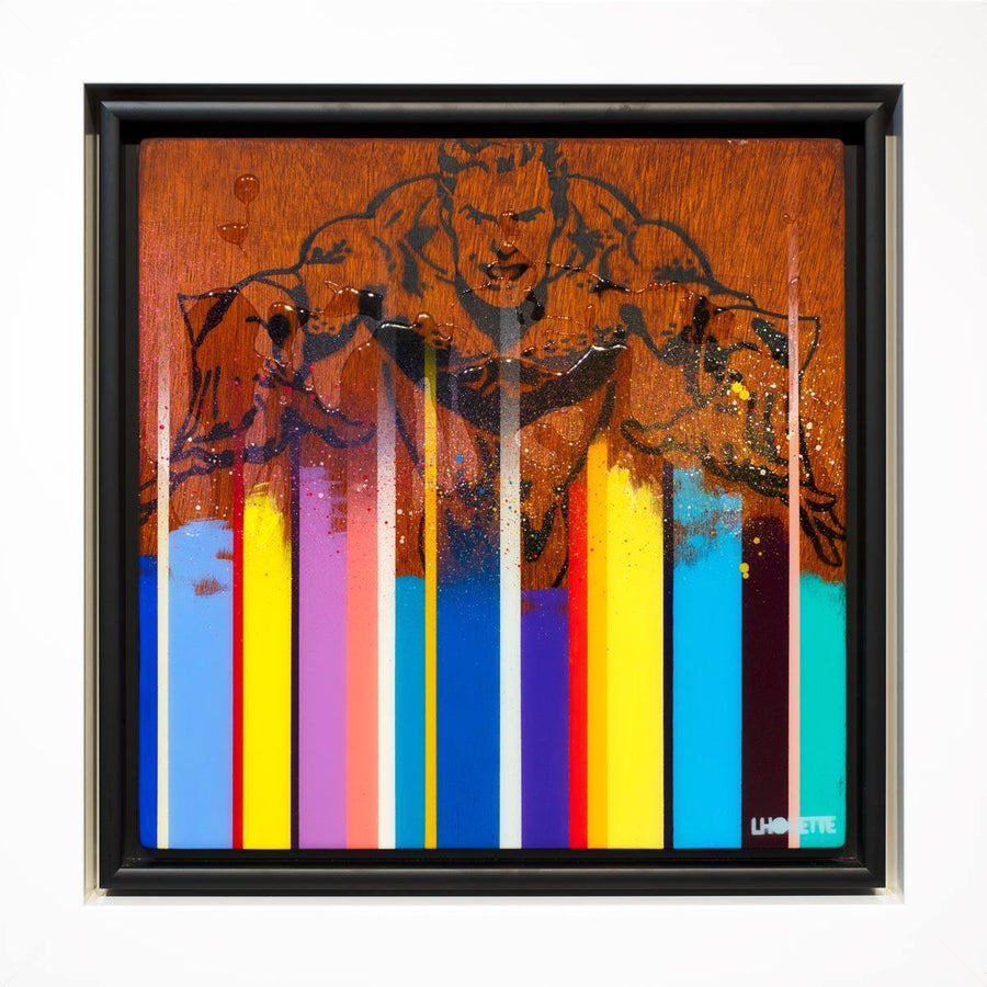 Colour Crate Aquaman - Original LHouette