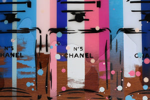 Colour Crate - Chanel No5 - SOLD Lhouette