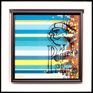 Colour Crate -  Popeye - SOLD Lhouette