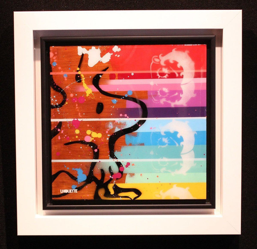 Colour Crate - Woodstock - SOLD Lhouette