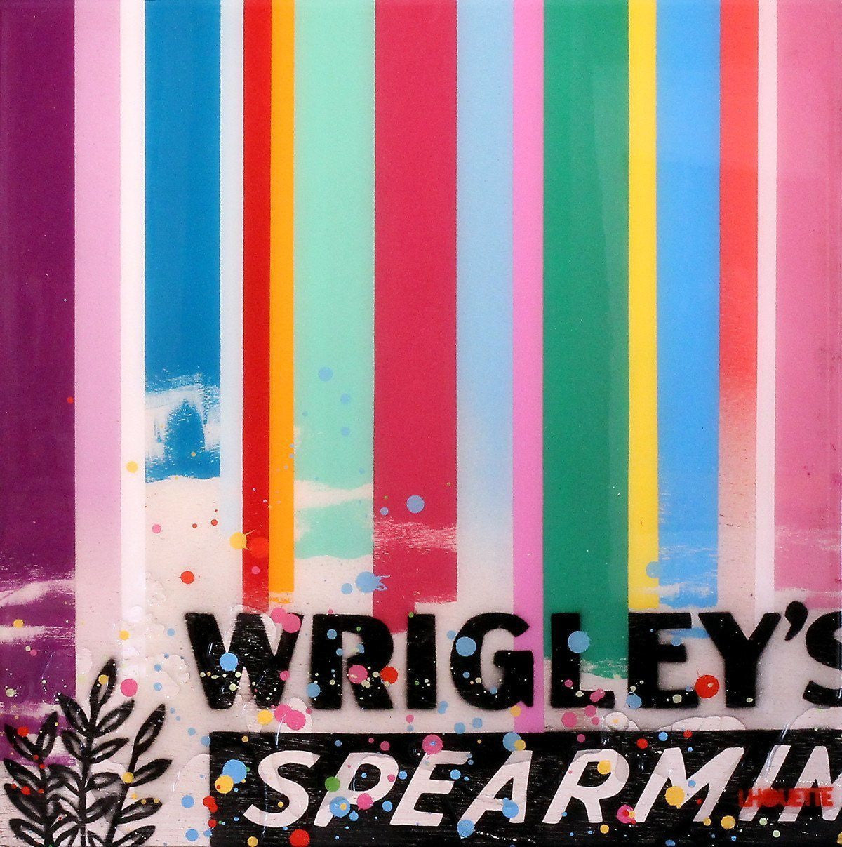 Colour Crate - Wrigley's Lhouette