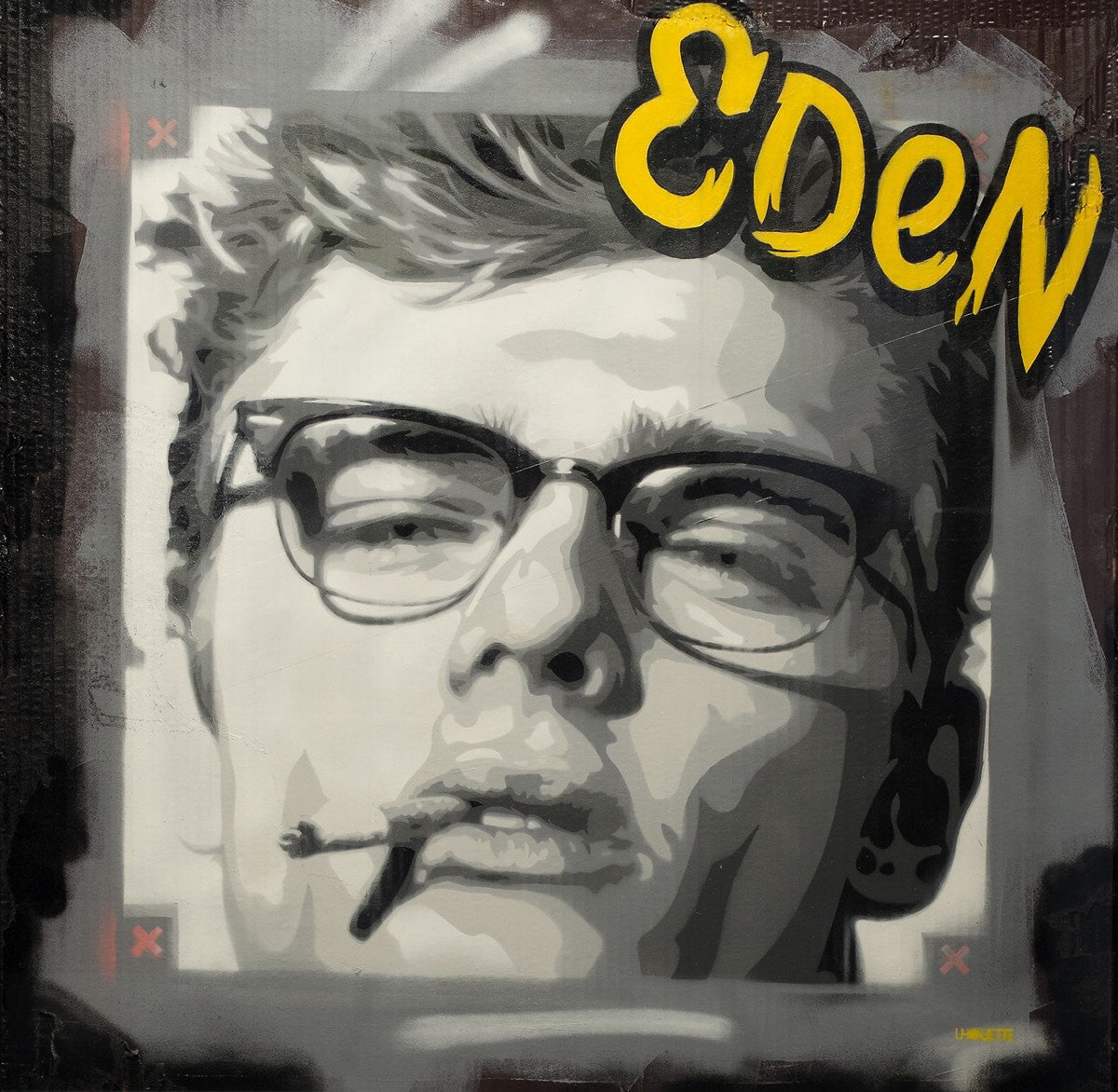 James Dean - Eden Lhouette