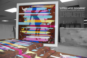 Little Miss Sunshine - SOLD OUT Lhouette