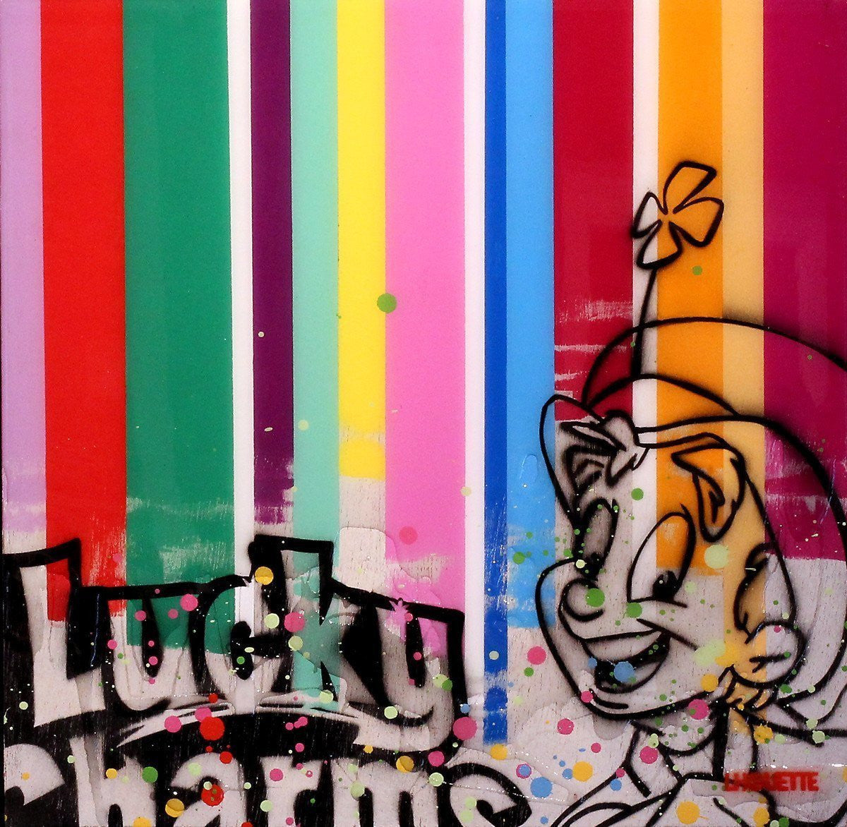 Lucky Charms - SOLD Lhouette